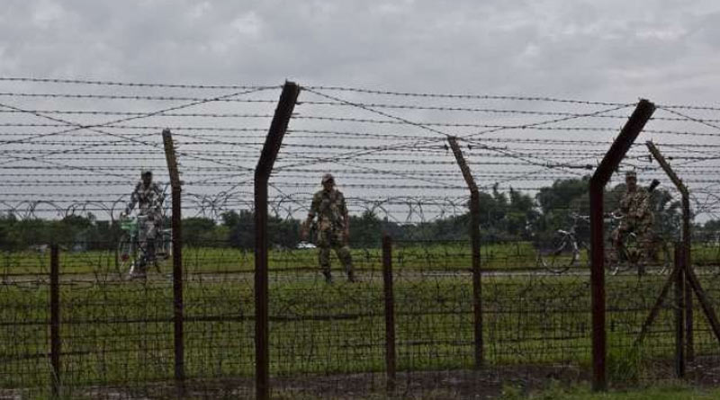 India-Bangladesh border