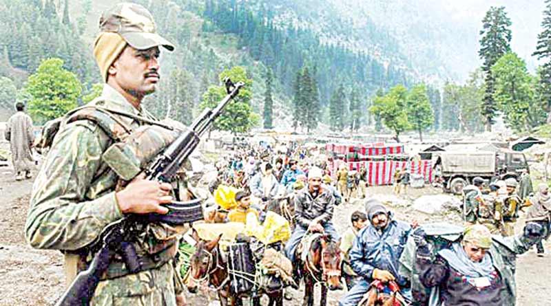 Ibrahim Azhar brother of Masood Azhar planned attack on Amarnath Yatra