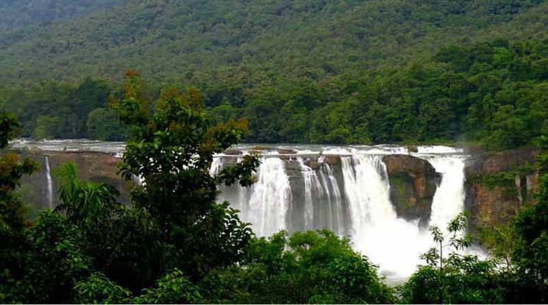 Athirapilly-Falls