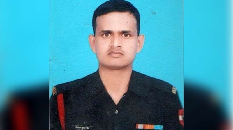 Indian Army Naik Ravi Ranjan Kumar Singh