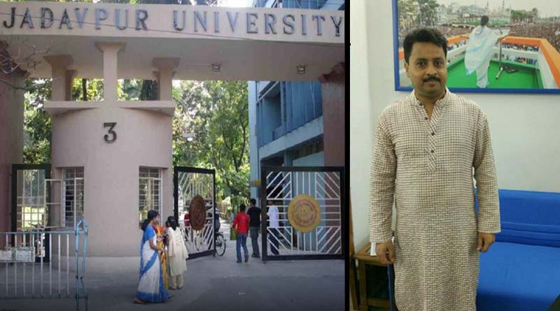 'very insulting', After removal from JU's EC member Manojit Mandal reply