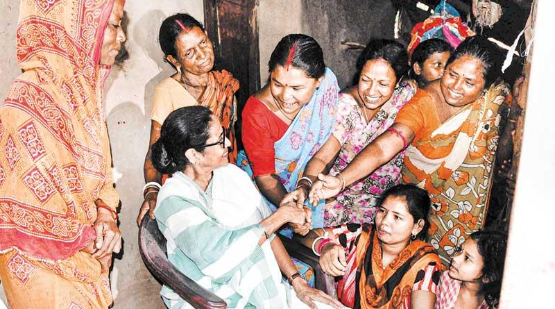 Villagers gets Govt. services after CM Mamata Banerjee orders