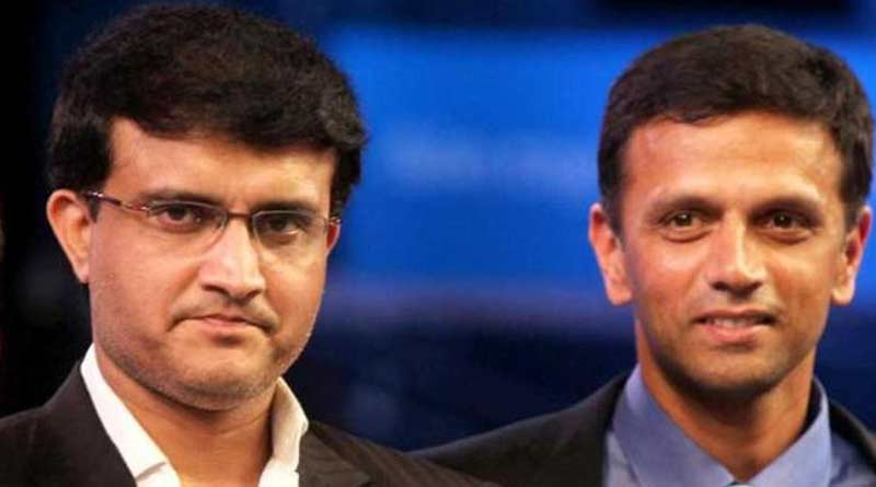 No confirmation on Rahul Dravid's appointment as head coach, says Sourav Ganguly | Sangbad Pratidin