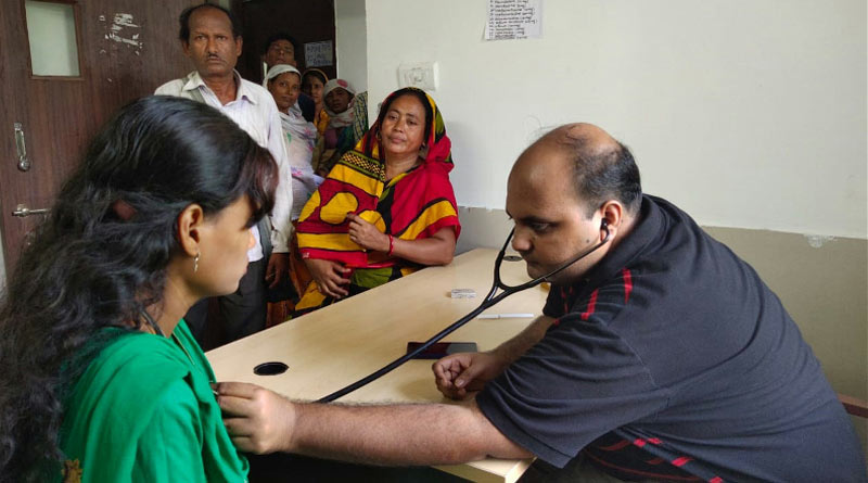 Government doctor allegedly refer a mental patient to tantrik in Suri