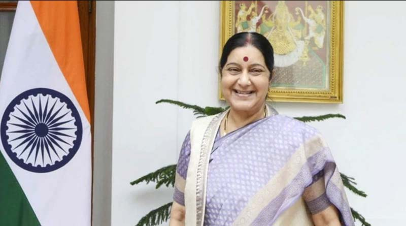 Sushma Swaraj died, even Pakistanis thanked her for help