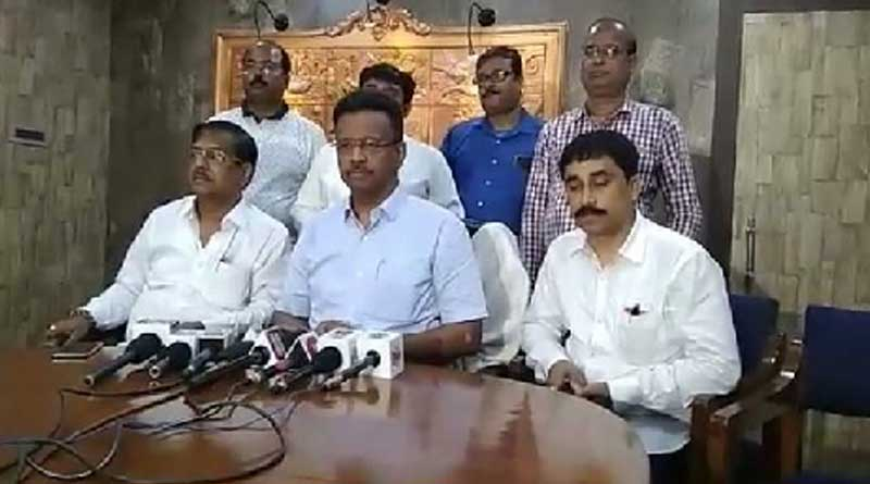 4 councillors of Bongaon Municipalty returned to TMC from BJP