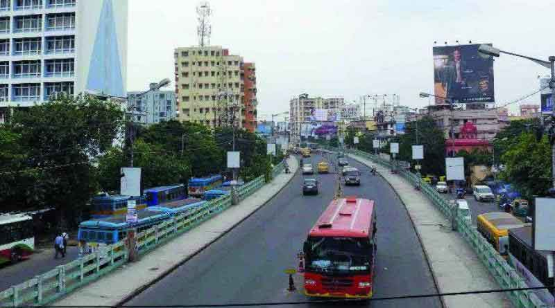 KMDA to install height bars at Chetla-New Alipur road
