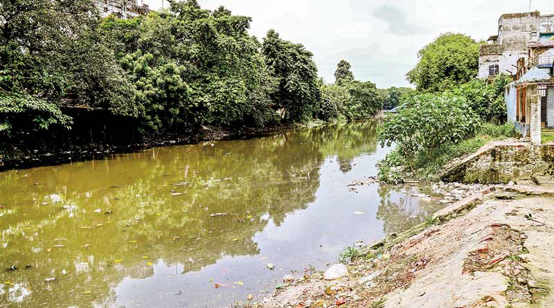 Beautification of Adi Ganga around South Kolkata, work starts after Puja
