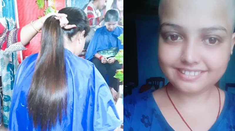 Bengal college student's gesture towards cancer patients wins heart