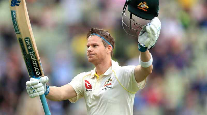 Steve Smith surpasses Virat, Sachin Tendulkar with 24th test century