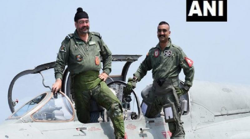 Wing Commander Abhinandan Varthaman flies MiG-21 sortie