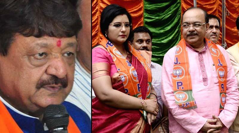 Kailash Vijayvargiya comments on Sovan and Baishakhi