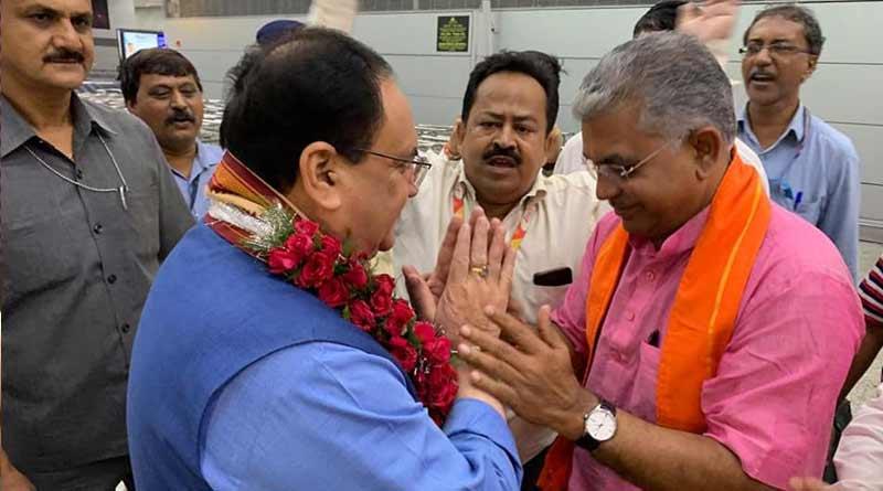 BJP calls meet on June 29 to discuss poll debacle in West Bengal | Sangbad Pratidin