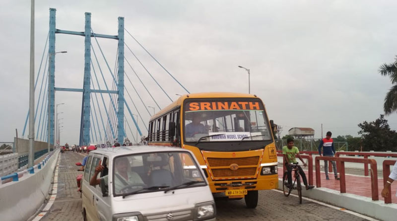 Controvesry over Burdwan Rail Bridge is still sparking