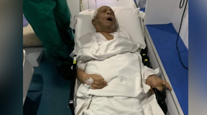 Condition of Ex Chief Minister Buddhadeb Bhattacharjee is stable