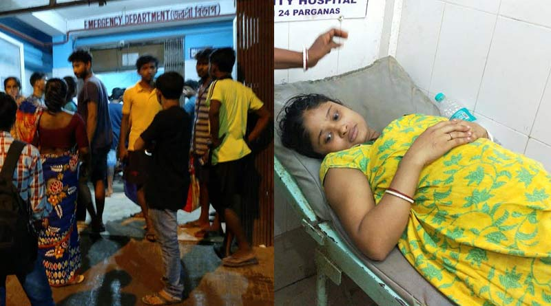 Woman deliver dead son in Bangaon hospital, family alleges negligence