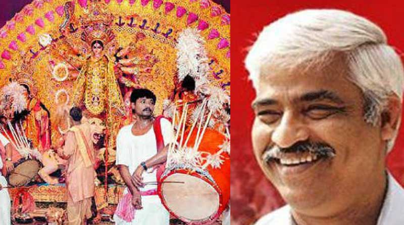 Sujan Chakroborty, CPM MLA remembers Puja memory at his early age