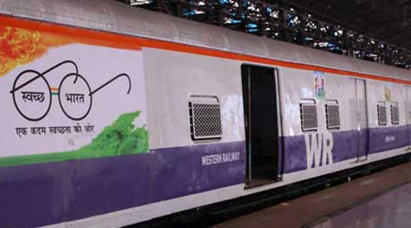 Gandhi jayanti: No non-veg food on Western Railways trains