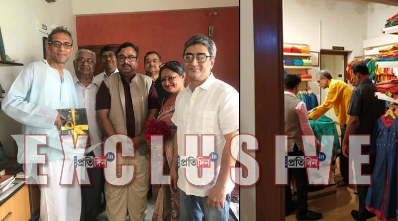 Nobel Laureate Abhijit Vinayak Banerjee opts out for shopping