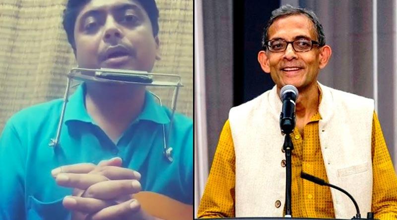 Dr. Anirban Dutta pens song for Nobel laureate Abhijit Banerjee