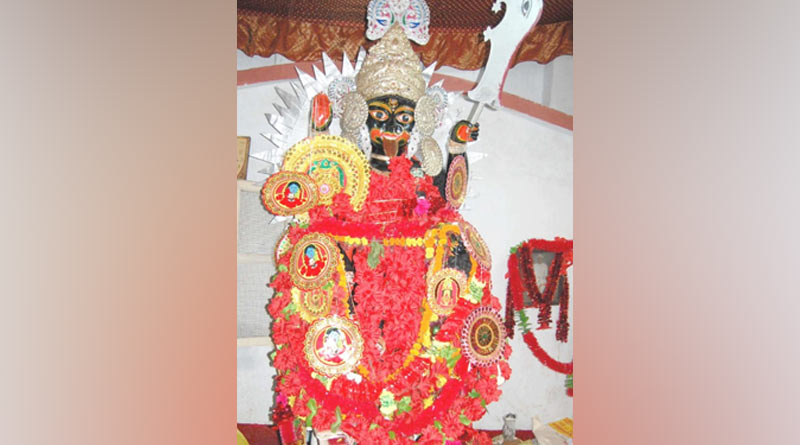 This Kali Puja in Bankura carries the memory of Revolutionaists
