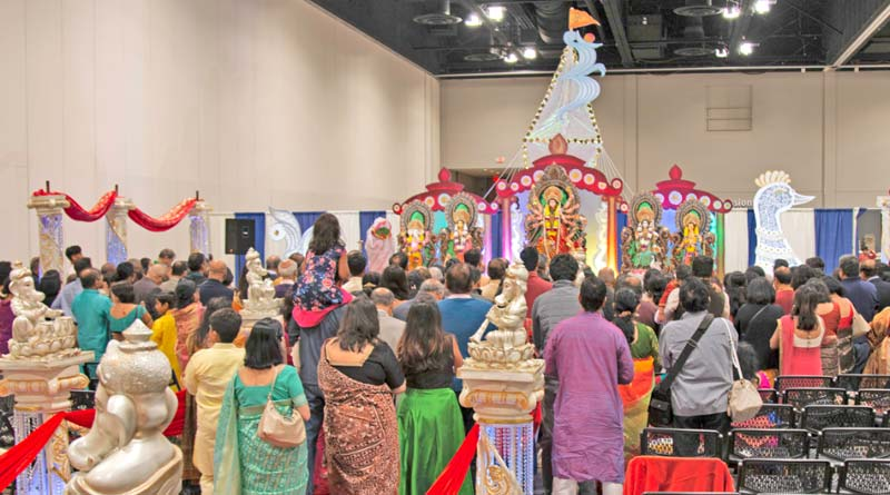 Bengali Association of Greater Chicago Durga Puja turns 50 year old