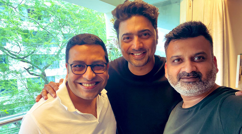 Good news, Dev teaming up with SVF for an upcoming film