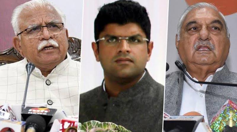 Jannayak Janata Party likely to support the Bharatiya Janata Party