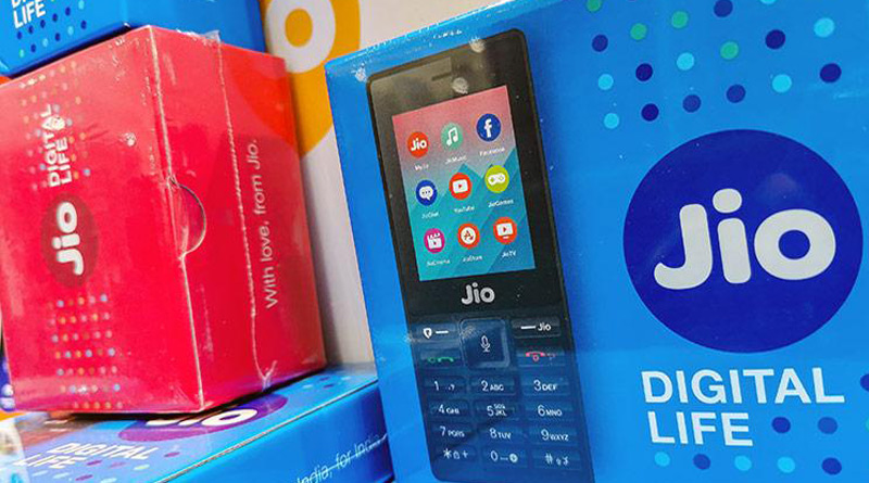 Jio is working on a 5G Android phone that can cost less than Rs 5,000 |  Sangbad Pratidin
