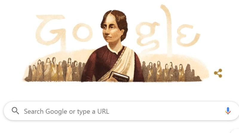 Google Doodle, Kamini Roy