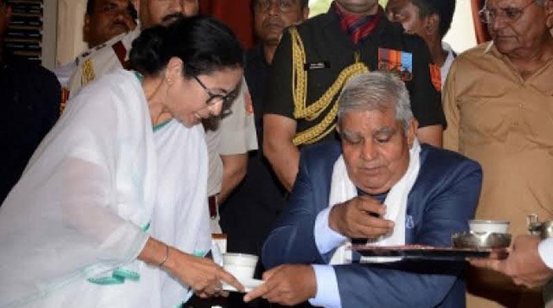 West Bengal Guv Jagdeep Dhankhar locks horns with state over Mamata Banerjee's oath taking ceremony | Sangbad Pratidin