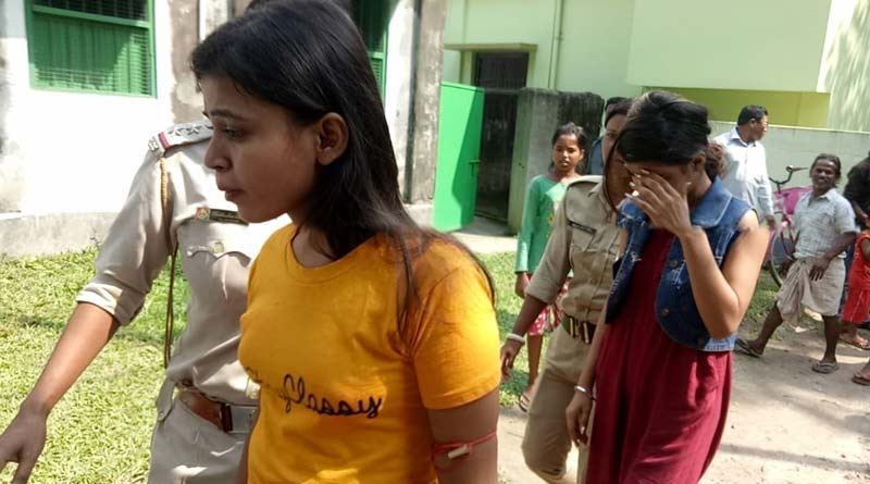 Two daughter allegedly killed their mother in Raigunj