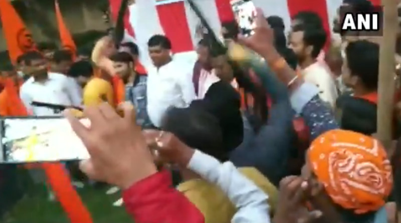150 VHP, Bajrang Dal workers booked for opening fire at Gwalior