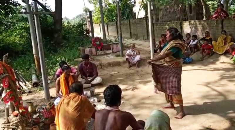East Burdwan: Kali Puja was performed Second time after immersion
