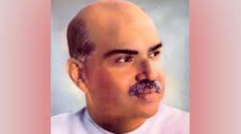 Shyamaprasad Mukherjee