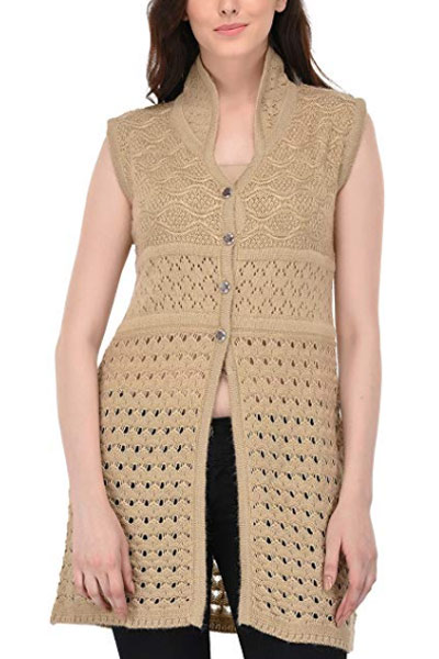 Woolen Cardigun