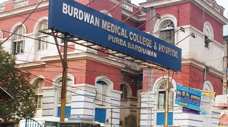 A health staff of Burdwan Medical College suspended