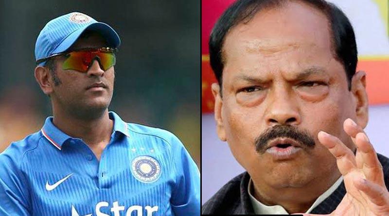 MS Dhoni is a footballer, claims Jharkhand CM Raghubar Das
