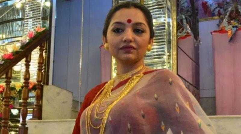 TMC MLA June Malia Celebrates her 51st birth day | Sangbad Pratidin