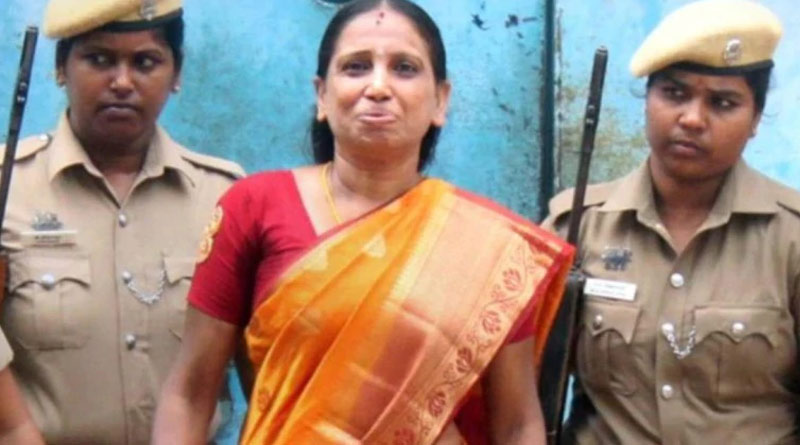 Rajiv Gandhi assassination convict Nalini Sriharan seeks mercy killing