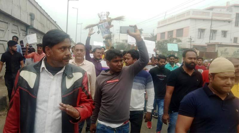 CAA-protest