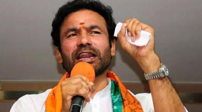 Opposition inciting students, women in name of religion: G Kishan Reddy