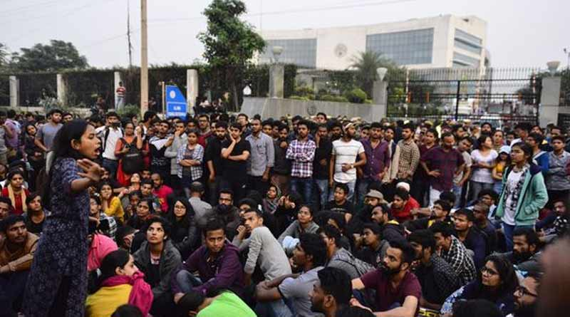 Students who take part in protest, won't be allowed to sit for JNU semestar