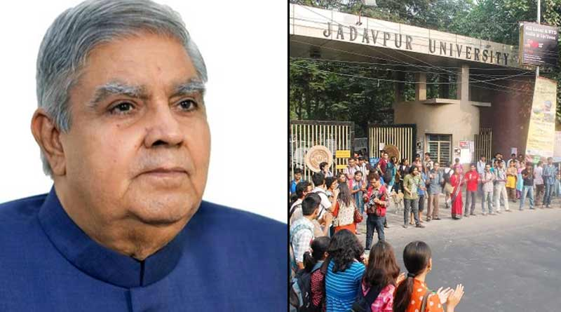 Governor will join court meeting at Jadavpur university tommorrow