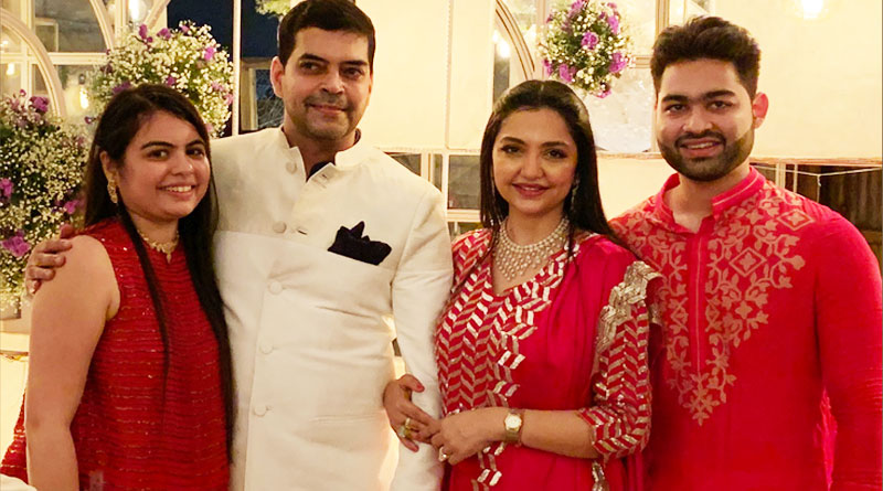 Tollywood actress June Malia got hitched with her long time beau