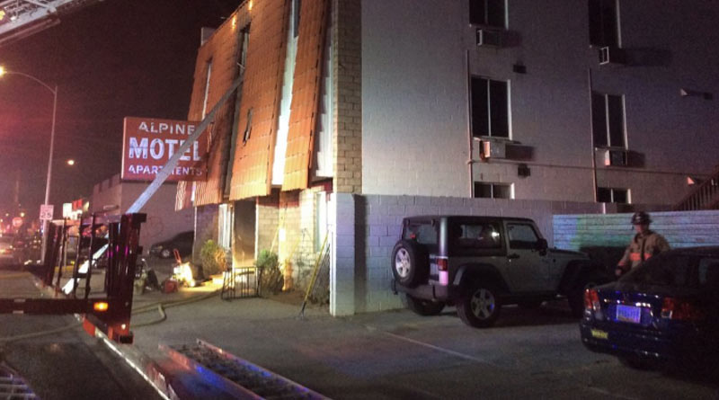 United States: 6 killed, 13 injured in apartment fire in Las Vegas