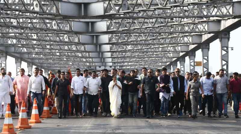 West Bengal CM Mamata Bannerjee again jibes at Bjp on CAA