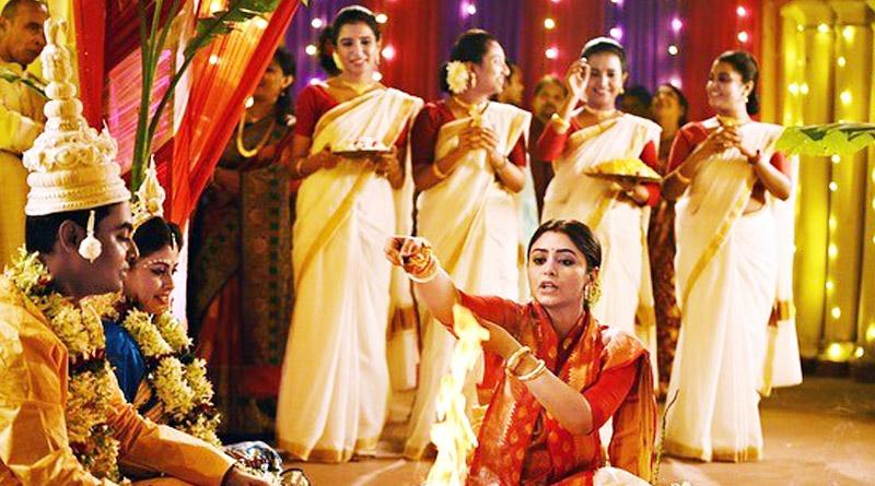 Ritabhari Chakraborty will be playing priest in her upcoming film