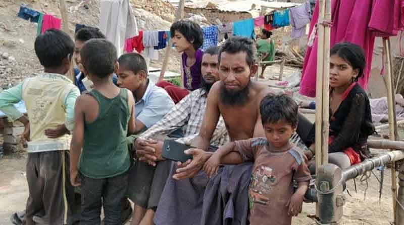 Illegal Rohingya migrants threat to national security, Centre tells parliament | Sangbad Pratidin