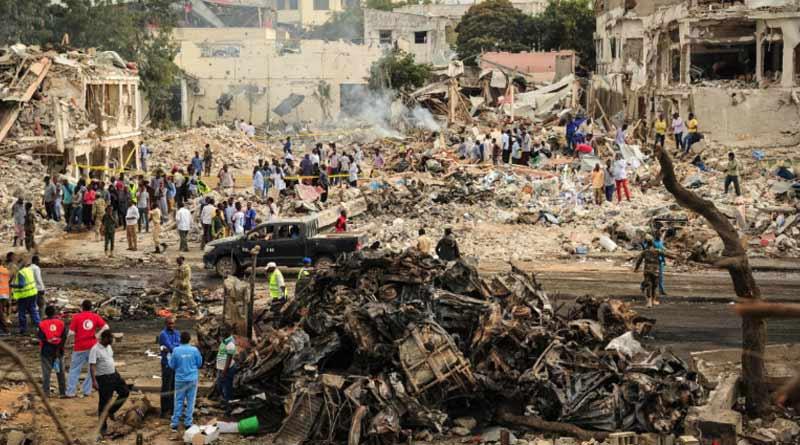 Somalia Bombing Kills Nearly 90, Raising Fears of Resurgent Militancy